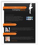 Modelos de Emails de Boletins Informativos