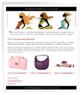 Modelos de Emails Personalizados